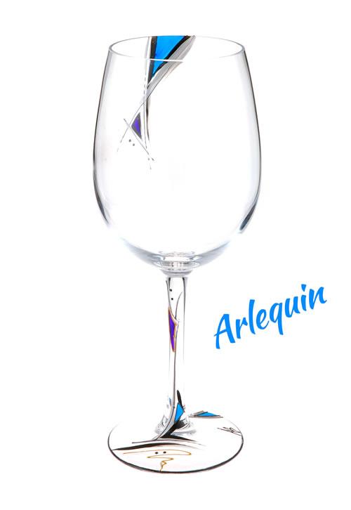 Modèle de la collection Arlequin